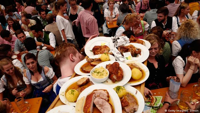 Deutschland Oktoberfest (Getty Images/J. Simon)