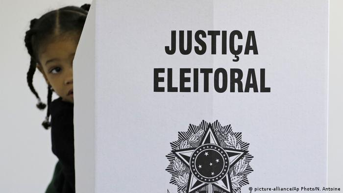 Brasilien | Mayoral Elections (picture-alliance/Ap Photo/N. Antoine)