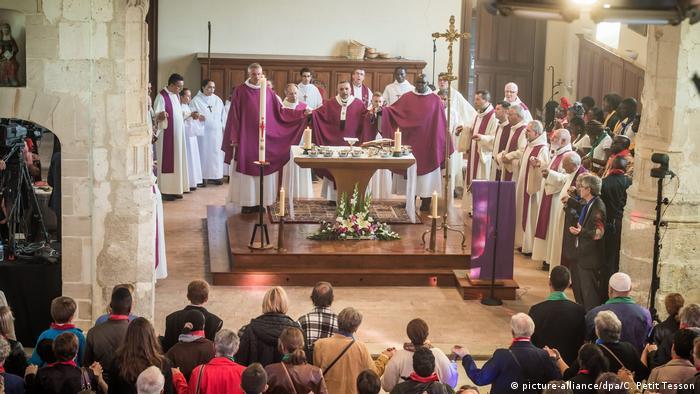 Misa u crkvi Svetog Stjepana posvećena katoličkom svešteniku, ubijenom u julu 2016.