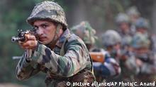 Indien Pakistan Tote nach Angriff auf indisches Militärlager