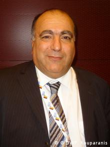Ο πρόεδρος του ΣΕΒΕ Κυριάκος Λουφάκης