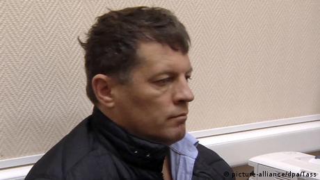 Як у Москві судили за шпигунство українського журналіста Сущенка