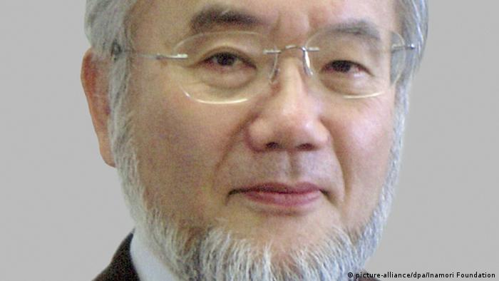 Yoshinori Ohsumi (picture-alliance/dpa/Inamori Foundation)