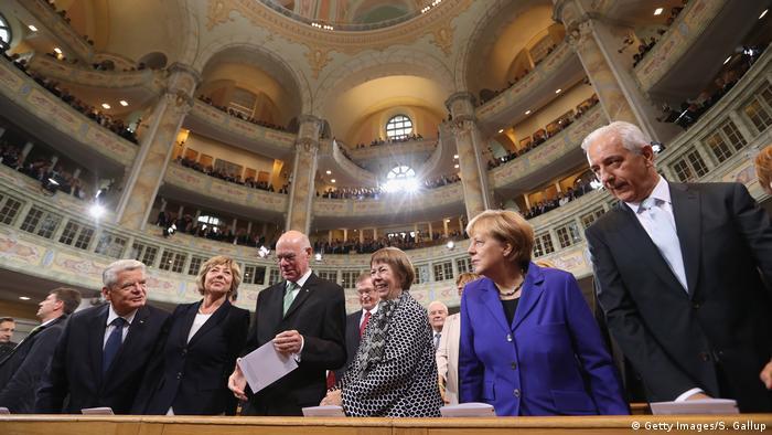 Deutschland Feierlichkeiten zum Tag der Deutschen Einheit (Getty Images/S. Gallup)