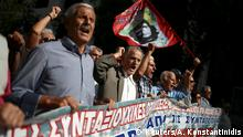 Griechenland Proteste in Athen