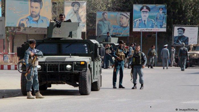 Afghanistan Taliban-Angriff in Kundus (Imago/Xinhua)