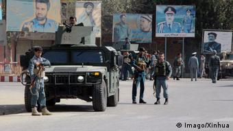 Afghanistan Taliban-Angriff in Kundus