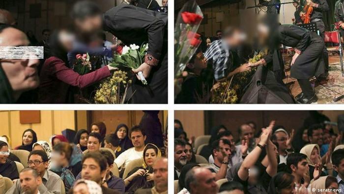 Iran   Konzert im Qom
