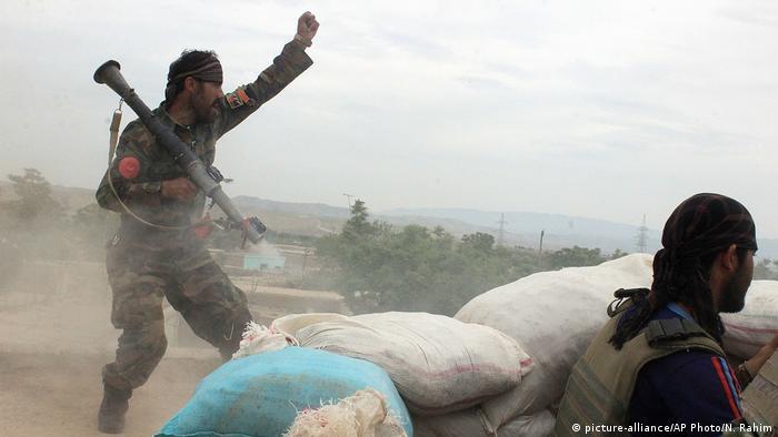 Afghanistan | Kampf um Kunduz