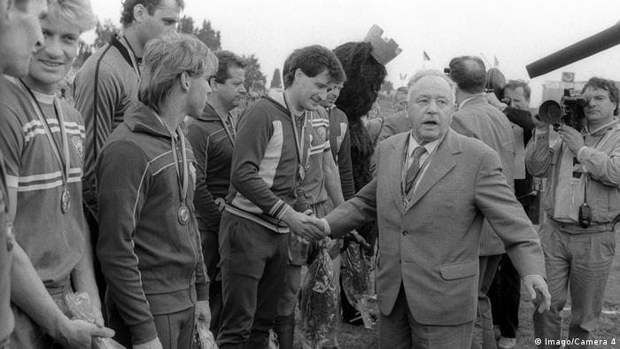 DDR-Fußballmeister BFC Dynamo