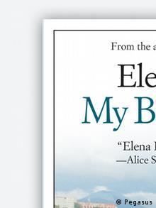 Elena Ferrante My Brilliant Friend book cover