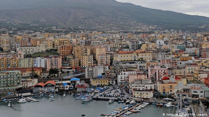 Naples (Getty Images/AFP/M. Laporta)
