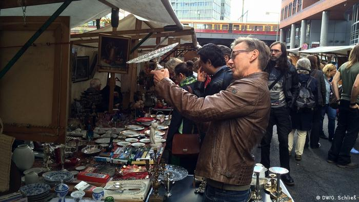 What Berlin's flea markets say about the city