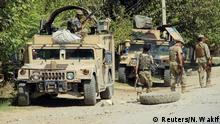 Afghanistan Kämpfe gegen Taliban in Kundus