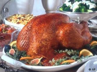 crispy duck is a german christmas favorite