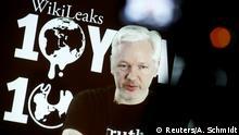 Deutschland PK Wikileaks in Berlin