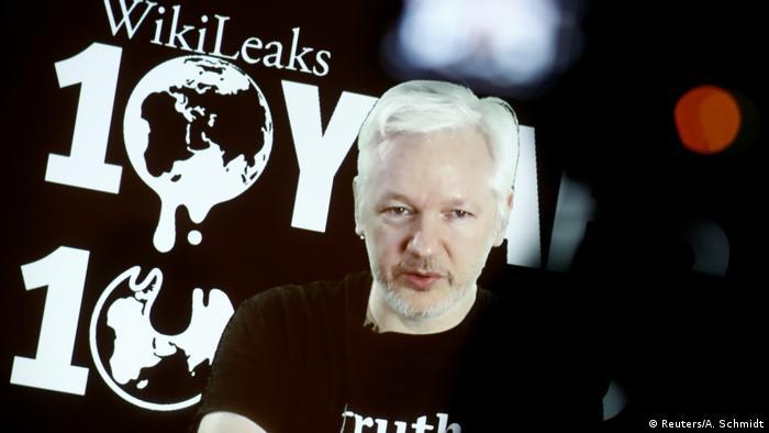 Deutschland PK Wikileaks in Berlin (Reuters/A. Schmidt)