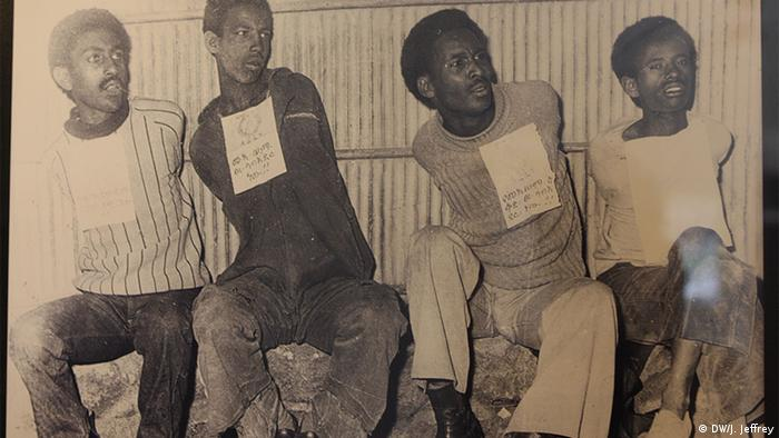 Prisoners during the Derg era (DW/J. Jeffrey)