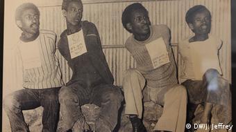 Äthiopien Gefangenen während der Derg-Herrschaft