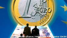 Wirtschaft Handel Geld Euro