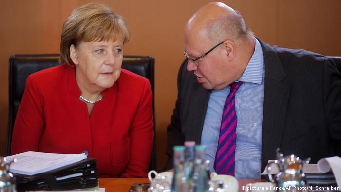 Merkel 'anoints chosen successor' with party role