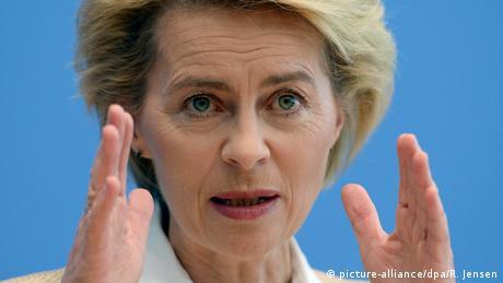 Фон дер Ляєн закликала ЄС збільшити оборонні зусилля після виборів у США
