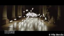 DW Shift Lichtkunst in der Kirche