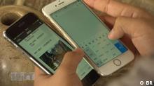 Smartphones mit App (c) BR