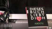 DW Shift YouTube-Stars als Buchautoren