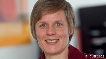 Monika Zimmermann (ICLEI) (ICLEI 2016)