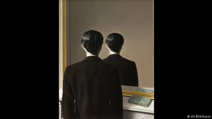 René Magritte La reproduction interdite (VG Bild-Kunst)