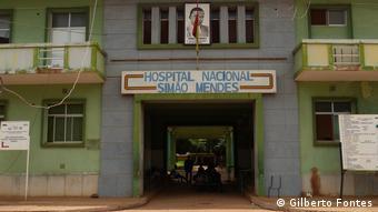 Krankenhaus in Bissau