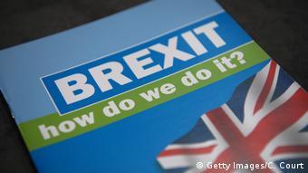 A Brexit brochure