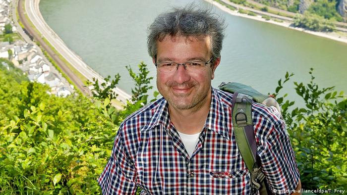 Andrack: ″Recreational hiking is a German invention″