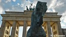 Deutschland Berlin - Skulptur Lapidarium von Gustavo Aceves