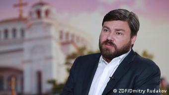 Костянин Малофеєв дав інтерв'ю ZDF