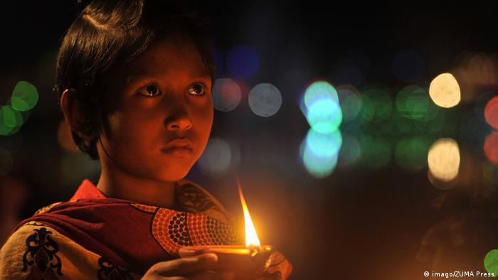 Bangladesch Kali Puja