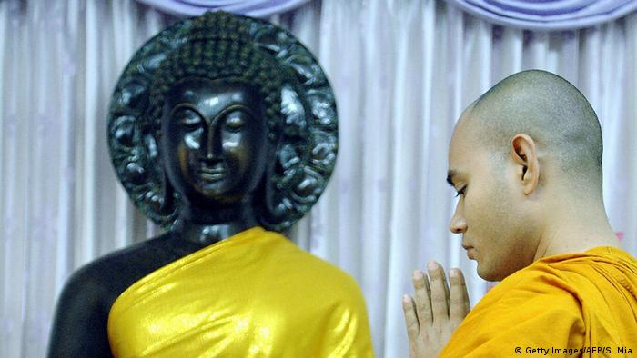 Bangladesch Wesak Day (Getty Images/AFP/S. Mia)