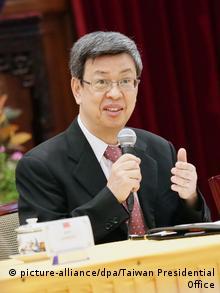 Taiwans katholischer Vizepräsident Chen Chien-jen vor Reise zum Vatikan