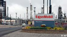 Exxon Raffinierie in Billings