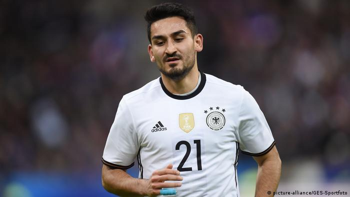 Ilkay Gündogan (picture-alliance/GES-Sportfoto)