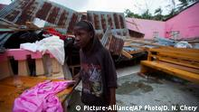 Haiti Hurricane Matthew in Saint-Louis