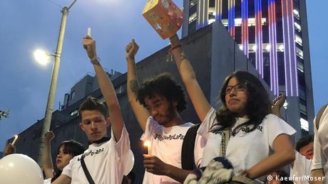 Para el Estado colombiano el logro de la paz definitiva garantizará el respeto de derechos humanos, dijo en Ginebra la consejera Paula Gaviria Betancur ante el Comité de Derechos Humanos de ONU. Gaviria destacó que 600.000 víctimas han sido indemnizadas, sostuvo y que el Estado ha efectuado más de 270 actos de reconocimiento de responsabilidad y solicitud de disculpas. (19.10.2016)