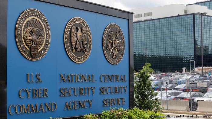 USA NSA Hauptquartier in Fort Meade, Maryland