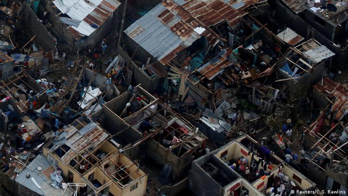 Haiti Hurrikan Matthew Zerstörung (Reuters/C.G. Rawlins)