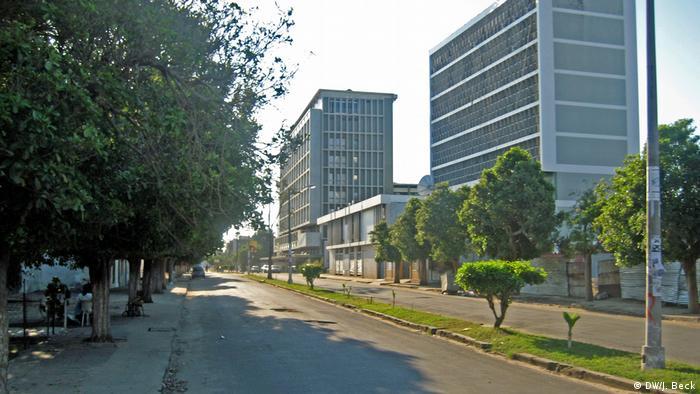 Mosambik Quelimane (DW/J. Beck)