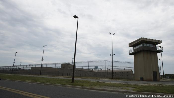 USA Westover - Eastern Correctional Institution (picture-alliance/AP Photo/L. Emmons)