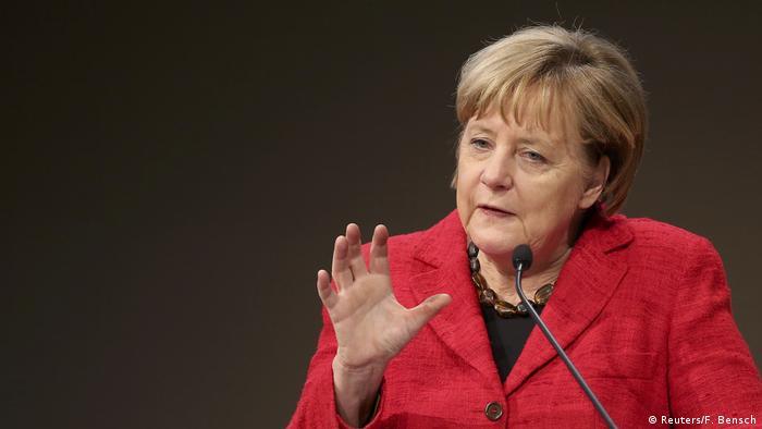 Deutschland Tag der Deutschen Industrie 2016 Rede Merkel
