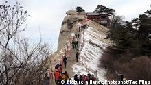 China - Hua Shan Gebirge,