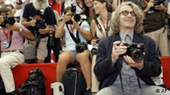 Italien Filmfestspiele in Venedig Wim Wenders
